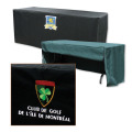 EVENT TABLE COVER 6' - HEAVY DUTY - EMBROIDERED