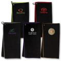 TOUR TECH GOLF TOWEL- EMBROIDERED