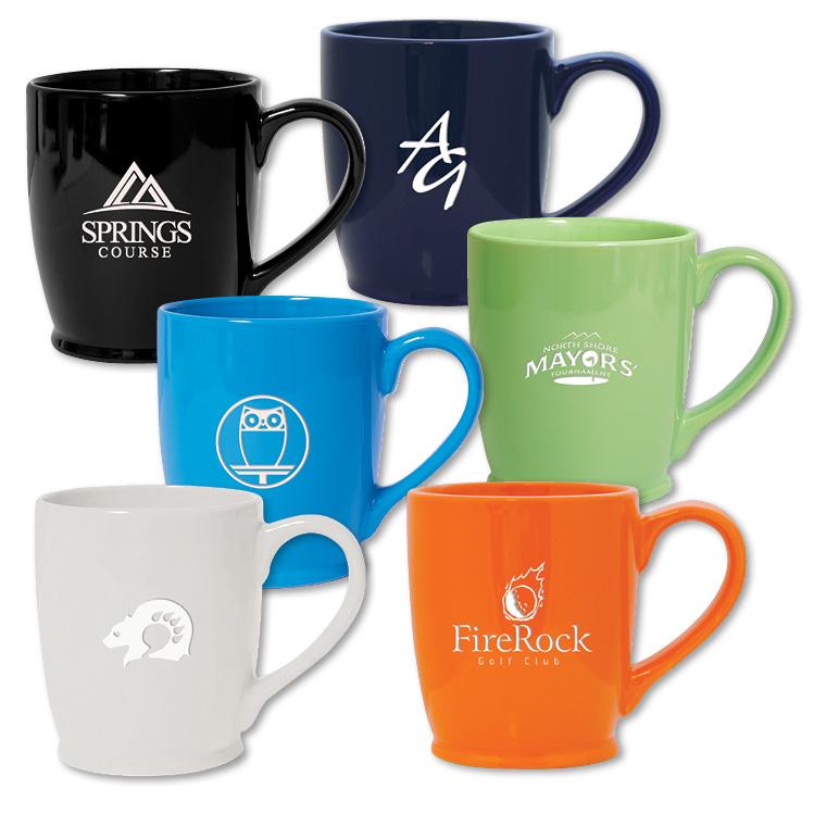 Kona Coffee Mug Etched Jwg